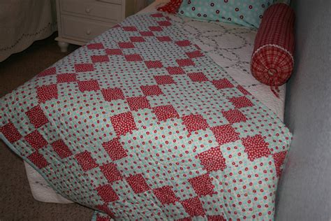 missouri quilt co tutorials pillowcase tree throw quilt