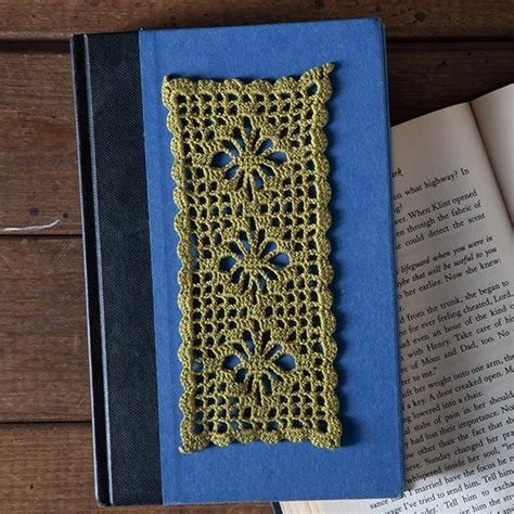 knitted bookmarks spiderweb lace bookmark knitting patterns and crochet