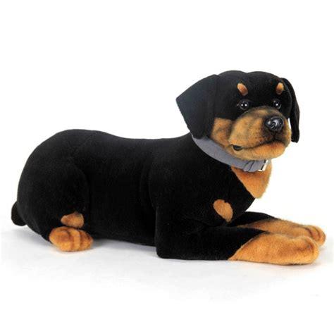 cachorro rottweiler cachorro de rottweiler de peluche peluchetes peluches realistas