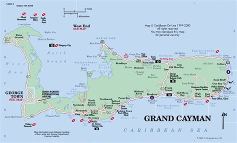 grand cayman map grand cayman cayman islands cruise port