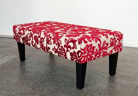 floral ottoman red floral ottoman tedx decors the beautiful of floral