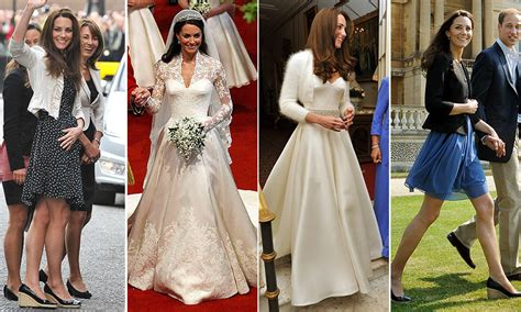 Royal Wedding A Glance Back At The Royal Wedding Dresses by Kate Middleton Royal Wedding Style Looks For The