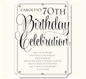 free birthday invitation templates for adults 30 birthday invitation templates free sle