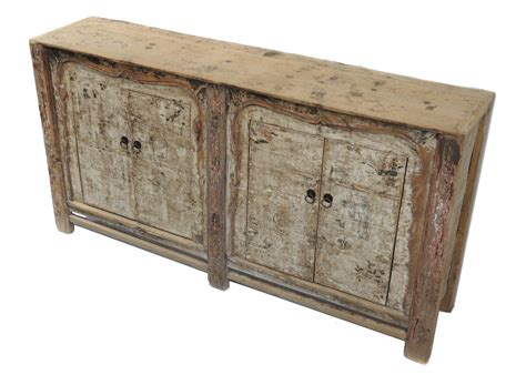 antique buffet cabinet antique painted sideboard buffet media cabinet with