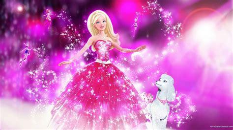 wallpaper for desktop of barbie barbie pink backgrounds wallpaper cave