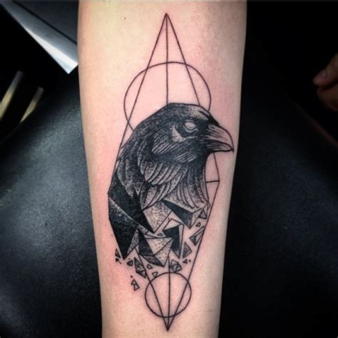 crow tattoos tattoo collections
