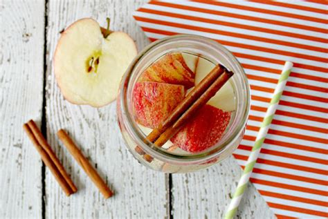 Apple Cinnamon Detox Water Side Effects by 38 Detox Waters To Cleanse Your And Mind Detox Diy