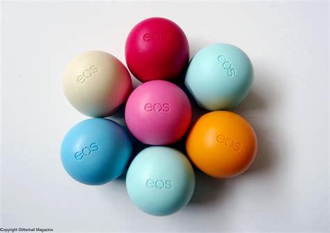 Cool And Organic Lipbalm by Eos Lip Balms Glitterball Magazine