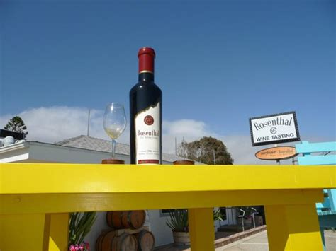 vino picture of rosenthal wine bar patio malibu