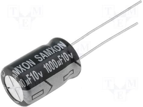 10v 1000uf capacitor maplin condensador electrolitico 10v 1000uf tienda electronica herramientas informatica