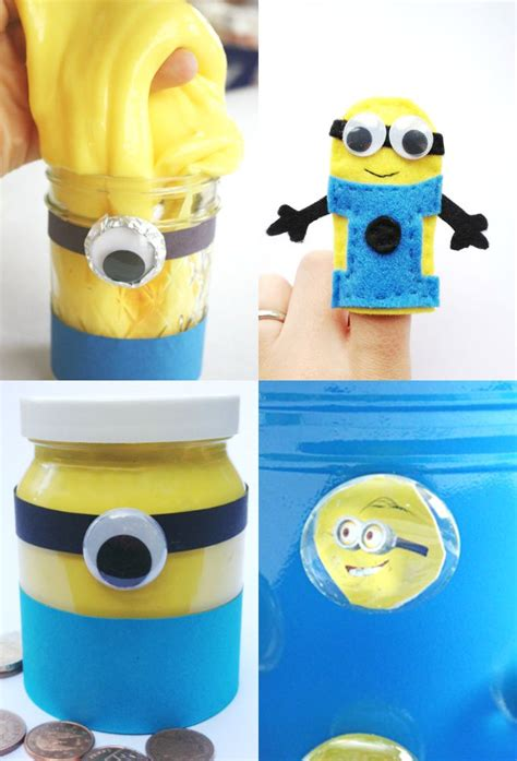 minion crafts for 20 minions crafts recipes and activities see craft