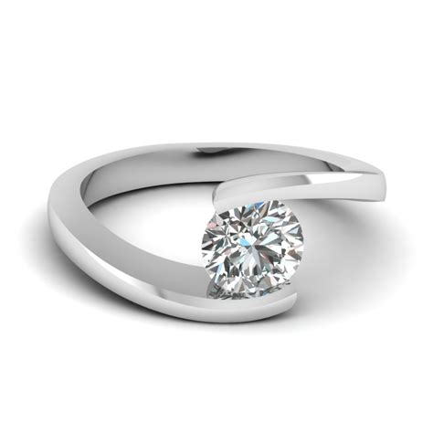 Solitaire Ring by Buy Stunning Solitaire Engagement Rings