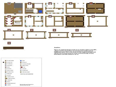 minecraft house blueprints plans minecraft house designs