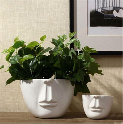 Fish Pot Decoration Diy Face Pot Craftbnb