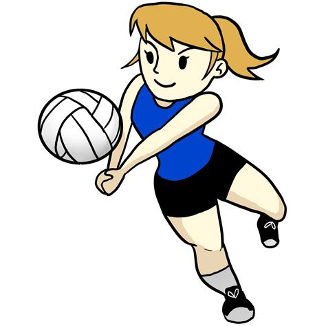 clipart volleyball cartoon volleyball pictures cliparts co
