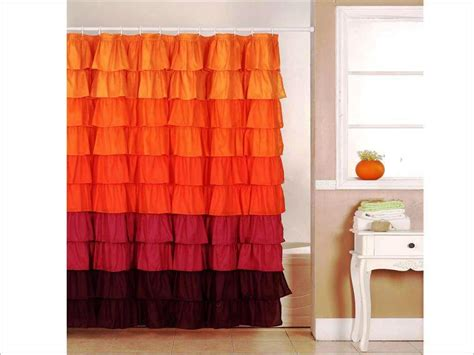 odd shower curtains unique ruffle shower curtains unique shower curtains