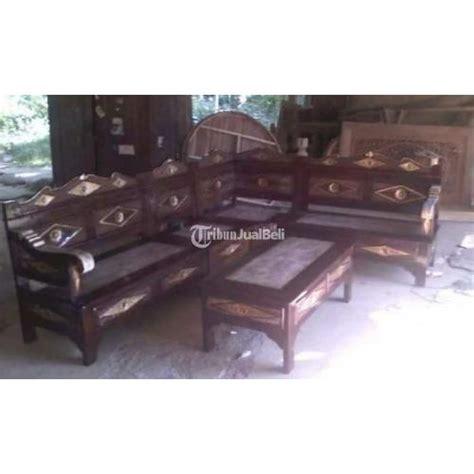 Kursi Tamu Di Yogyakarta kursi tamu sudut jati meubel barang ready stock bisa pre order harga sudah all in ongkir