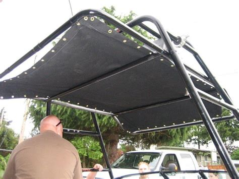 diy fishing boat canopy diy boat canopy diy do it your self