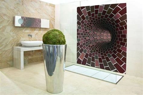 cool bathroom tile patterns wall tile designs for modern life and style