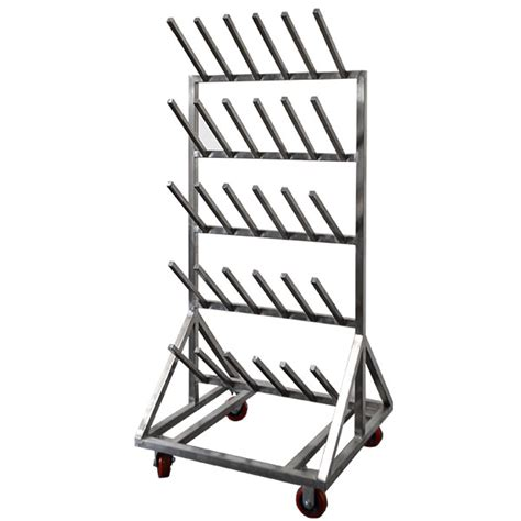 Metal Boot Rack by Catalog Stainless Steel Mobile Boot Rack 15 Mpbs