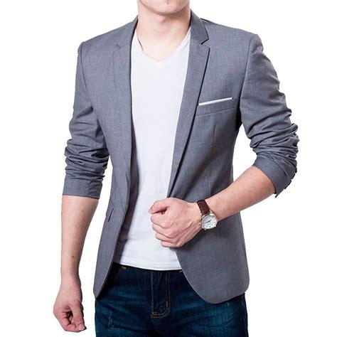 Denim Jaket Black Pria Cowok 2016 new coat pant designs costume homme de marque blazer denim clothing wedding
