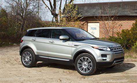 Car And Driver Review by Evoque Price From Land Rover Range Rover Evoque