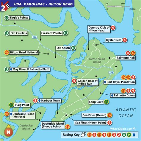 map usa hton golf map usa top 100 golf courses and resorts