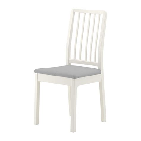 Ekedalen Chair Ikea Ikea White Dining Chairs
