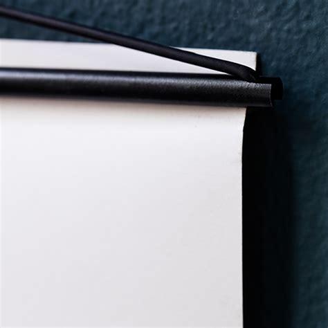 cornice poster moebe cornice per poster nera design shop