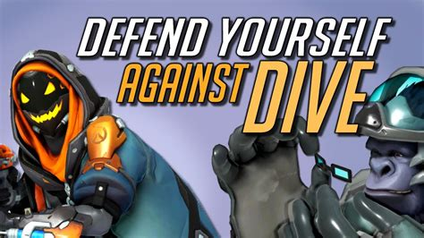 defend against dive comp as a support overwatch