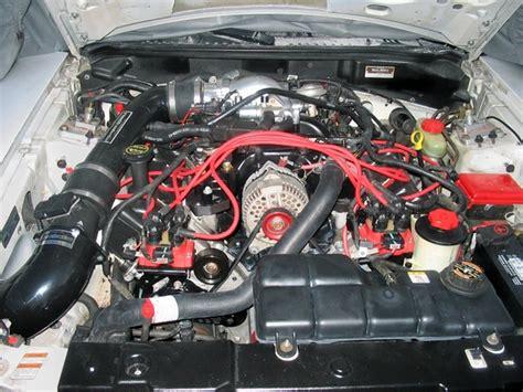 mustang saleen engine saleen engine