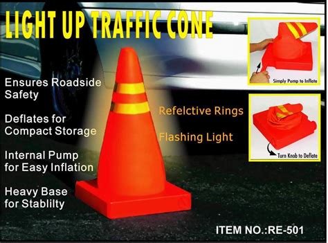 light up traffic cone buy traffic products product on
