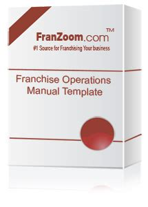 Franchise Operations Manual Franchise Manual Template Free