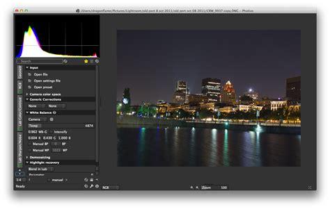 lightroom full version mac skr imaging photivo mac version review open source