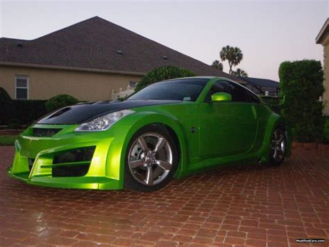 nissan 350z modified modified nissan 350z modified cars