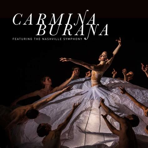 Guest And Giveaway Burana by Nashville Ballet Ticket Giveaway