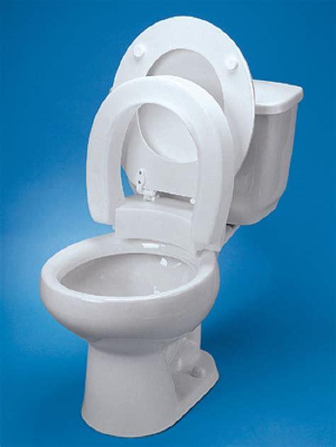 hinged elevated toilet seat buy