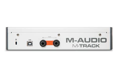 M Audio Fast Track Usb Mkii m track mkii m audio m track mkii audiofanzine