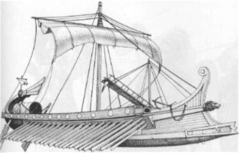 navi persiane battaglia navale di salamina