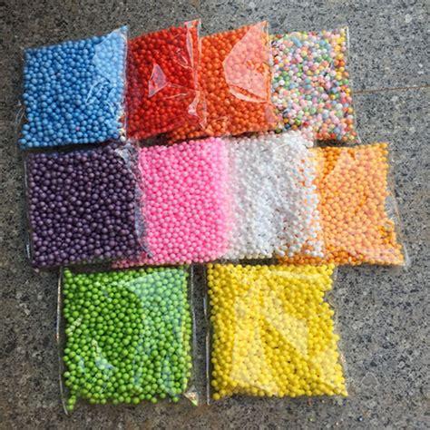 how to color styrofoam lots assorted colors crafts polystyrene styrofoam filler