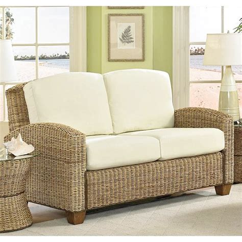 wicker sectional sofa indoor rattan sofas indoor modern style home design ideas