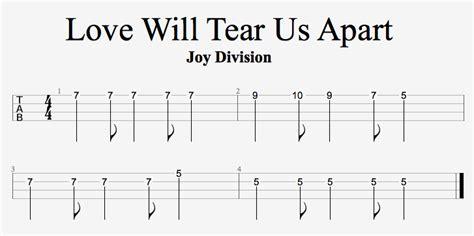 ukulele riffs tutorial love will tear us apart riff by joy division ukulele go