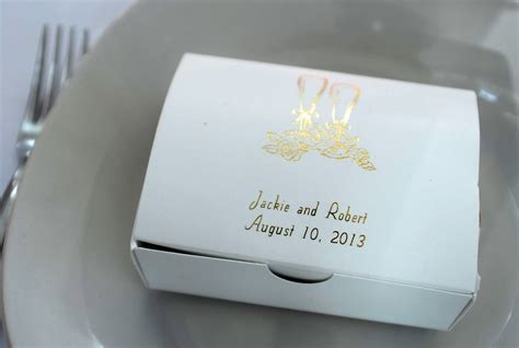 Wedding Box Cake by Fabulous Personalized Cake Boxes For Weddings Pictures