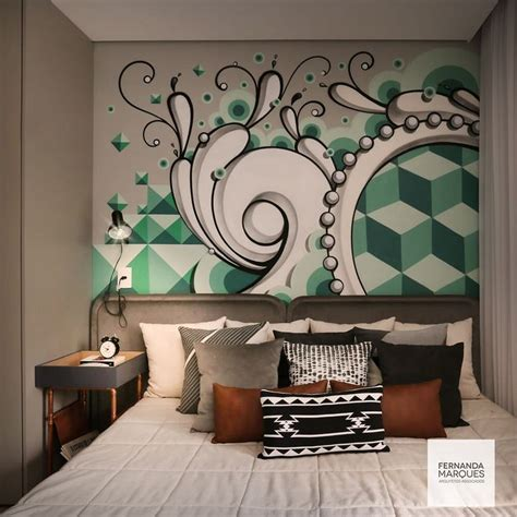 graffiti bedroom accessories 258 best urban art interiors images on pinterest