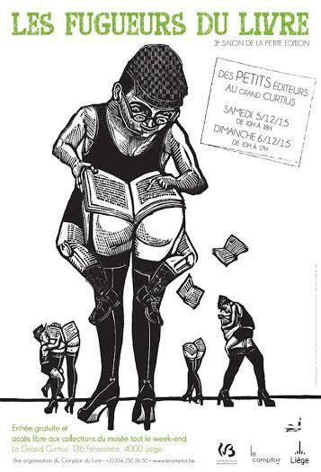 La Foire De 2015 528 by Les Fugueurs Du Livre Grand Curtius Li 232 Ge 5 6