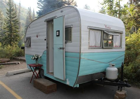 travel trailer restoration ideas house of noise i mean boys vintage trailer