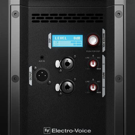 Speaker Aktif Electro Voice Zlx 15p Zlx 15p Zlx15p 1000 Watt electro voice zlx 15p active 15 quot 1000w loudspeaker pro audio systems