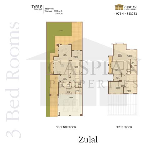 floor plans zulal lakes dubai 28 images the lakes