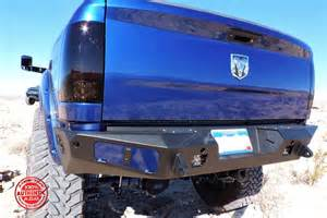 2011 Dodge Ram 2500 Rear Bumper 2010 Up Ram 2500 3500 Honeybadger Rear Bumper Road