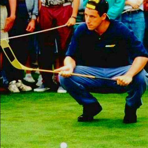 hockey golf swing happy gilmore golf pinterest